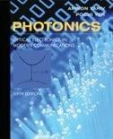 Book Photonics: Optical Electronics in Modern Communications by Amnon Yariv