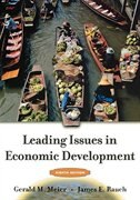 Book Leading Issues in Economic Development by Gerald M. Meier