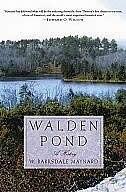 Book Walden Pond: A History by W. Barksdale Maynard