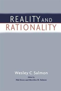 Book Reality And Rationality by Wesley C. Salmon