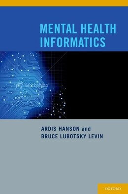 Book Mental Health Informatics by Ardis Hanson