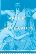 Book Ancient Supplication by F. S. Naiden