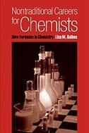 Book Nontraditional Careers for Chemists: New Formulas in Chemistry by Balbes, Lisa M.