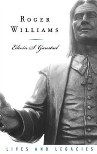 Book Roger Williams by Edwin S. Gaustad