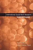 Book International Social Work Research: Issues and Prospects by Tony Tripodi