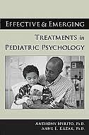 Book Effective And Emerging Treatments In Pediatric Psychology by Anthony Spirito