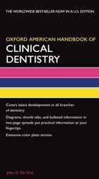 Oxford American Handbook Of Clinical Dentistry
