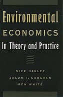 Book Environmental Economics: In Theory and Practice by Nick Hanley