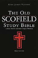 Book The Old ScofieldRG Study Bible, KJV, Large Print Edition: King James Version by John R. Oxford