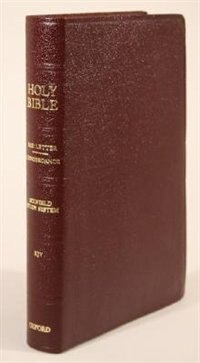 Book The Old ScofieldRG Study Bible, KJV, Classic Edition: King James Version by Oxford