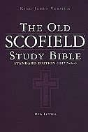 Book Authorized King James Version: The Old Scofield Study Bible by C. I. Oxford