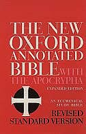 Book The New Oxford Annotated Bible with the Apocrypha, Revised Standard Version, Expanded Ed. by Bruce M. Oxford