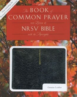 Book 1979 Book of Common Prayer (RCL edition) and the New Revised Standard Version Bible with Apocrypha… by Oxford