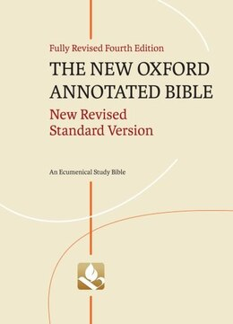 Book The New Oxford Annotated Bible 9500: New Revised Standard Version by Michael D. Coogan