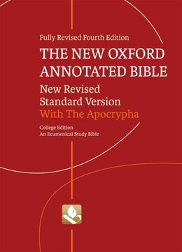 Book The New Oxford Annotated Bible with Apocrypha 9530 A: New Revised Standard Version, College Edition by Michael Coogan