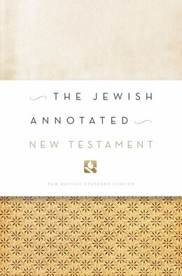 Book Jewish Annotated New Testament by Amy-Jill Levine