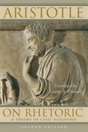 Book On Rhetoric: A Theory of Civic Discourse by Aristotle