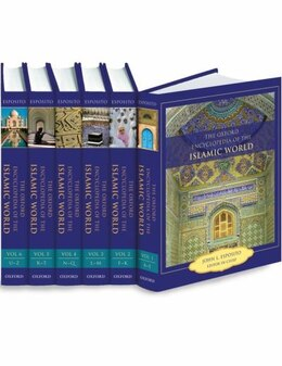 Book The Oxford Encyclopedia of the Islamic World: Oxford Encyclopedia of the Islamic World Six-Volume… by John L. Esposito