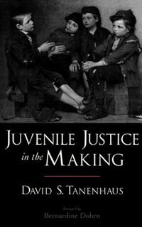 Book Juvenile Justice In The Making by Tanenhaus, David S.