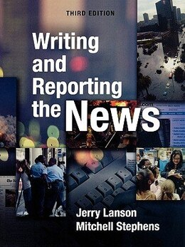 Book Writing and Reporting the News by Jerry Lanson