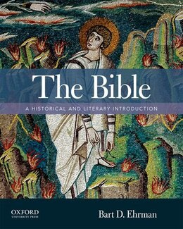 Book The Bible: A Historical and Literary Introduction by Bart D. Ehrman