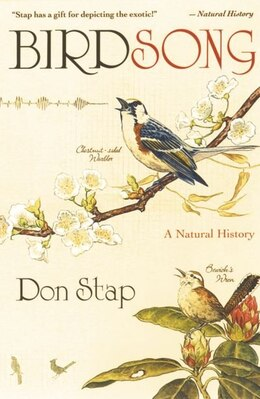 Book Birdsong: A Natural History by Don Stap