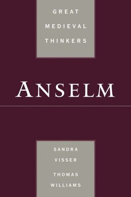 Book Anselm by Sandra Visser