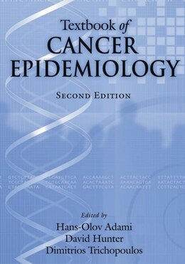 Book Textbook of Cancer Epidemiology by Hans-Olov Adami