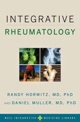 Book Integrative Rheumatology, Allergy, and Immunology by Randy Horwitz