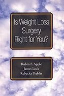 Book Is Weight Loss Surgery Right For You?: Is Weight Loss Surgery Right F by Robin F. Apple