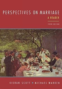 Book Perspectives On Marriage: A Reader by Kieran Scott