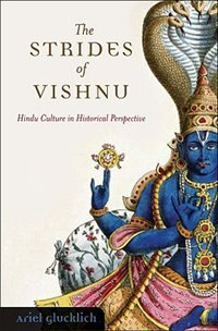 Book The Strides of Vishnu: Hindu Culture in Historical Perspective by Ariel Glucklich