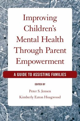 Book Parent Empowerment Advisors Guide by Peter S. Jensen