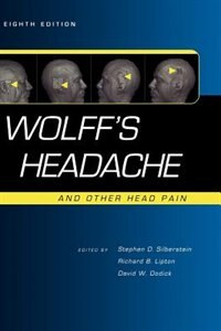 Book Wolffs Headache and Other Head Pain by Stephen D. Silberstein