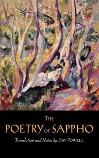 Book The Poetry of Sappho by Jim Powell