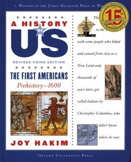 Book A History of US: Vol 1, The First Americans by Joy Hakim