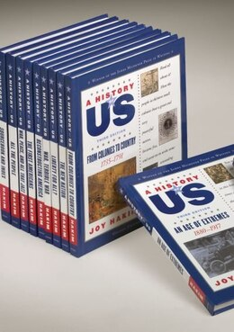 Book A History of US: 11-Volume Set by Joy Hakim