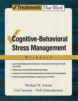 Book Cognitive-Behavioral Stress Management: Workbook by Michael H. Antoni