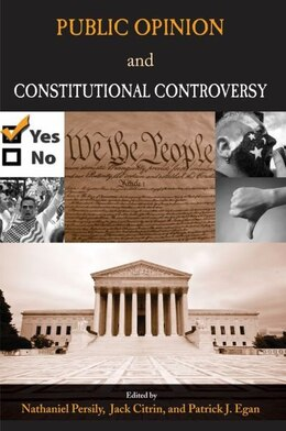 Book Public Opinion and Constitutional Controversy by Patrick Egan
