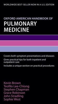 Book Oxford American Handbook of Respiratory Medicine by Kevin Brown