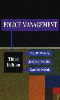 Police Management