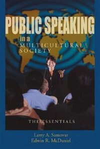 Book Public Speaking in a Multicultural Society: The Essentials by Larry A. Samovar