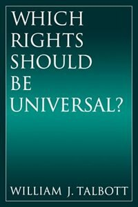 Book Which Rights Should Be Universal? by William Talbott