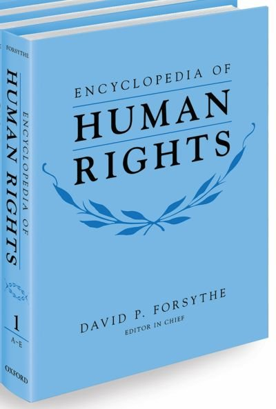 Book Encyclopedia of Human Rights by David P. Forsythe