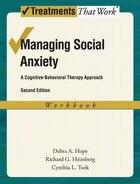 Managing Social Anxiety Workbook