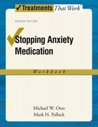 Stopping Anxiety Medication: Workbook