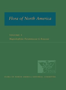 Book Flora of North American: Volume 9 by Flora of North America