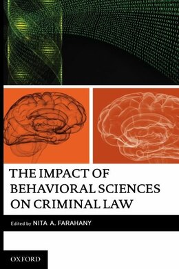 Book The Impact of Behavioral Sciences on Criminal Law by Nita Farahany