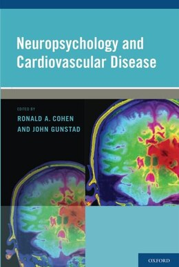 Book Neuropsychology and Cardiovascular Disease by Ronald A. Cohen