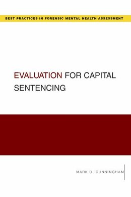 Book Evaluation for Capital Sentencing by Mark Cunningham